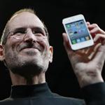 Steve Jobs headshot
