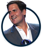 Mark Cuban Headshot