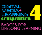 Digital Media and Learning Competition screenshot