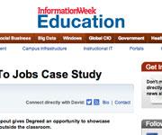 Information Week screenshot