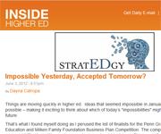 Inside Higher Ed screenshot