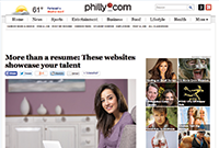 Philly.com screenshot