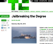 TechCrunch screenshot