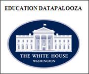 White House: Education Datapalooza logo